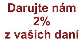 Tlačivo 2%